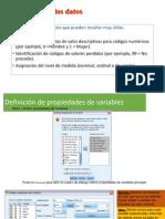 Preparación de Los Datos Analisis Cuantitativos