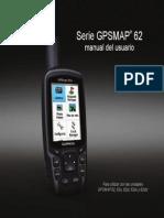 manual GPSMAP 62 sc