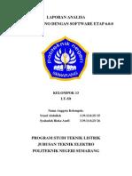 Laporan Analisa Etap Lt 3d_yusuf-Syahadah