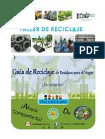 Guia Taller de Reciclaje