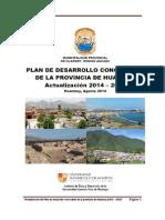 Plan de Desarrollo Concertado Provincial de Huarmey Al 2021