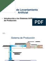 INTRODUCCION LEVANTAMIENTO ARTIFICIAL