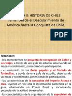 Descubrimiento y Conquista 2012