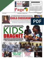 Wednesday, October 29, 2014 Edition