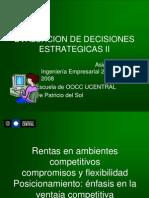 4Evaluacion de Decisiones Estrategicas II