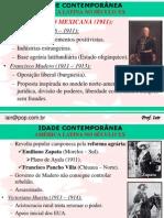 America Latina Conetemporanea