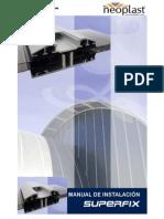 Neoplast-Manual de Instalación PERFIL FIX