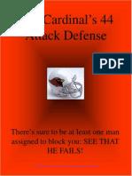 4-4 Attack Defense