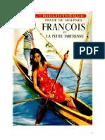 IB Molènes Thalie de. François et la petite tahitienne 1956.doc