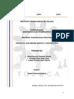 Practica 2 Polaridad Aditiva y Sustractiva Equipo a3