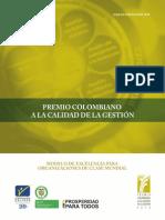 Premio Colombiano a La Calidad de La Gestion