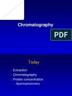 Lab2 Chromatography
