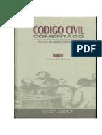 Codigo Civil Comentado Tomo IV