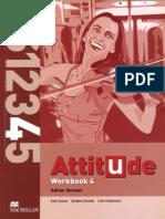 Attitude 4 Workbook