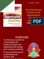 Appreciative Thinking