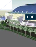 DED (Detailed Engineering Design) of Sport Hall Approach Methodology