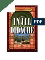 Injil Didache..kabar gembira Untuk Rasulullah Muhammad SAW