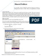 How to Secure Shared Folders — UCLA Engineering SEASnet Computing Facility