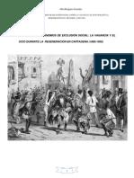 Discursos y Mecanismos de Exclusion Social La Vagancia en La Regeneracion 1880-1905