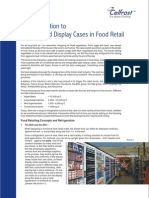 An Introduction to Refrigerated Display Cases in Food Retail