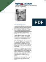 JN - Ser ou ter sido ministro - José Leite Pereira