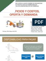 Beneficios y Costos - Economia