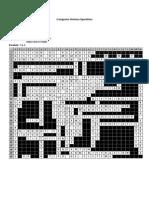 Crucigrama Sistemas Operativos