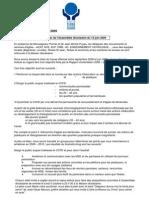 En 2010 le partenaire du CCFD sera le Pérou. Ad 0609