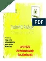 Electrolyteanalyzer Pptxautosaved 091114145704 Phpapp01
