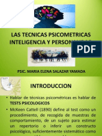 Sesion 6.Tec. Psicomet. Iq y Person.dx e Inf.ucv2014 II (1).Ppt.ma. Elena