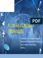 FLOW MEASUREMENT DOC