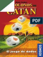 Catan Dados SPA
