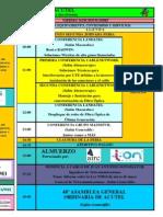 Agenda Feria ACUTEL