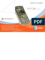 Motorola MOTO Q9h for ATT