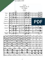 Mozart - Symphony No 41 in C Major %28Jupiter%29%2C K551