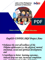02b - Integration of HIV and AIDS in the Education Curriculum (National)