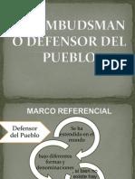 Defensor Del Pueblo en Peru