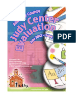 Allegany County Judy Center Evaluation, 2002-2003