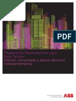 Reglamento Electrotécnico de Baja Tensión-2011