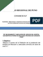 pproyecto hospital macusani