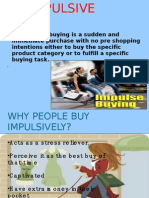 Impulsive Buying
