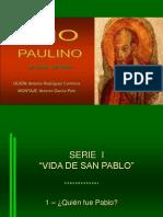 01. Vida de Pablo de Tarso