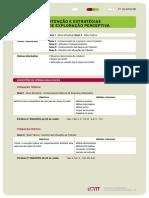 FT AtencaoeEstrategiasdeExploracaoPerceptiva Psicologia Formação Prática