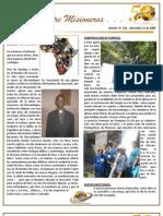 Boletin_136 Informe Misionero de Mozambique Dic 09
