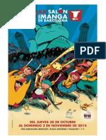 Dossier Prensa XX Salon Del Manga de Barcelona Oct