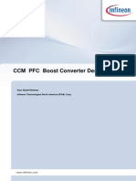 CCM Boost PFC Converter Review