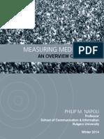 Measuring Media
