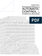 Honeywell Engineering Manual of Automatic Control for Commercial Buildings
