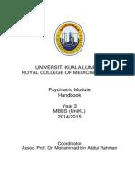 Psychiatric Handbook