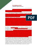 Transición Del Feudalismo Al Capitalismo en Francia
